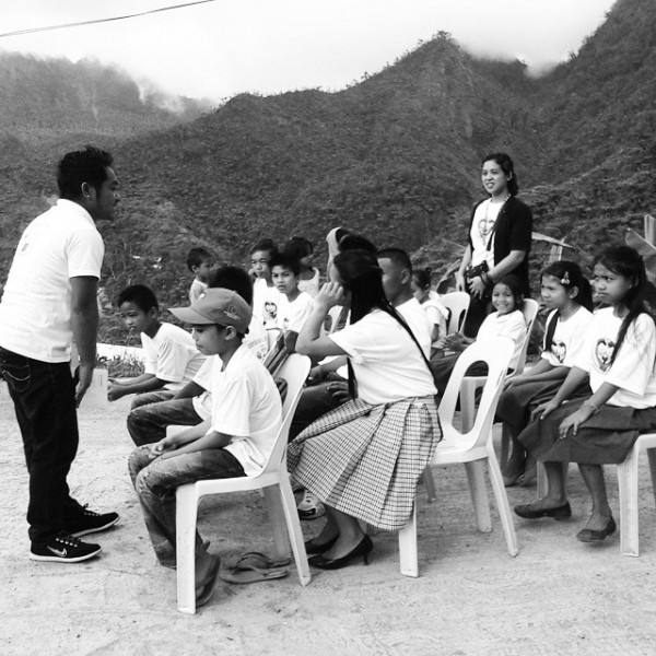 Child workers return to school. Photo from the Facebook page of Balik-eskuwela.