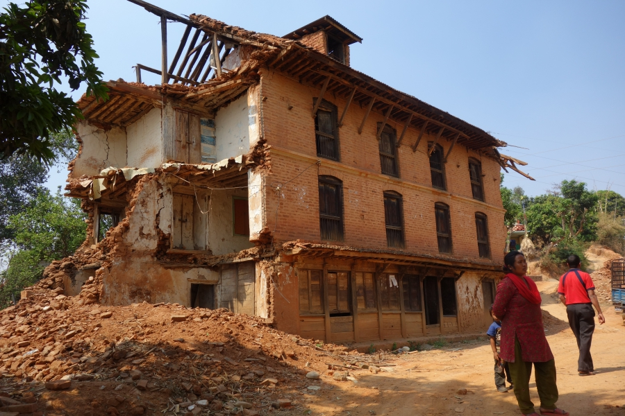 Hokse home damage