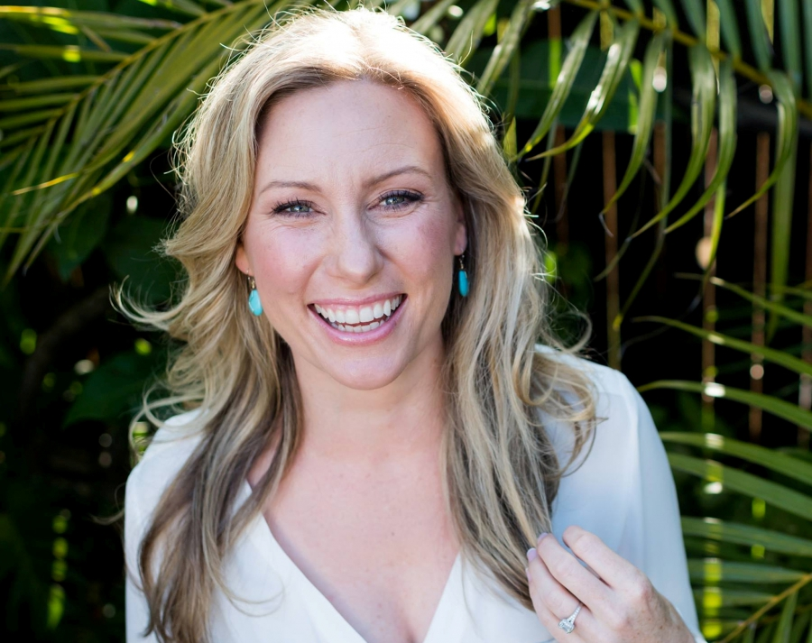 Justine Damond, also known as Justine Ruszczyk.