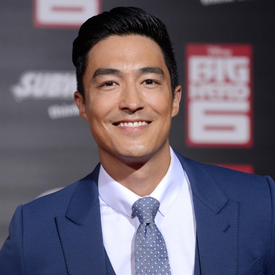 Asian american movie stars