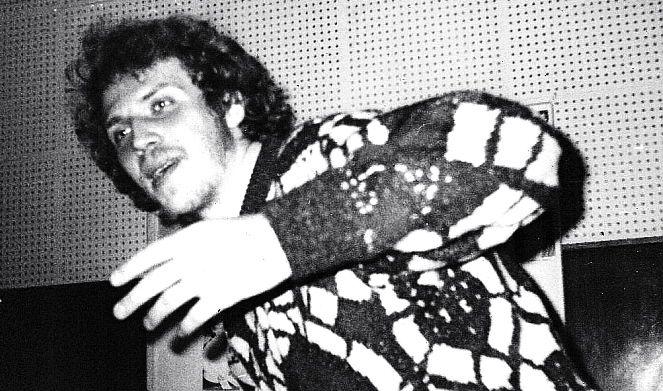 Dimitry Davidoff in the 1980s