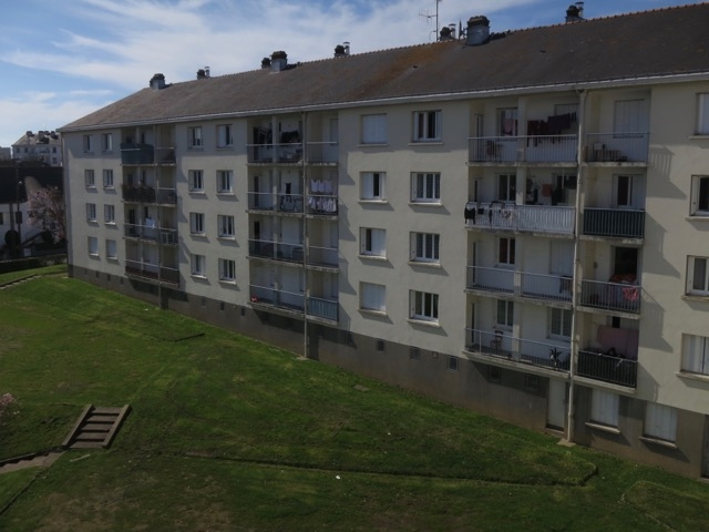 After France accepted the Noh family for relocation they moved into public housing complex in Saint-Nazaire.