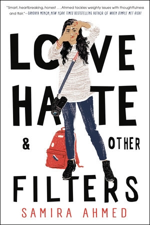 Book cover for Love, Hate And Filters