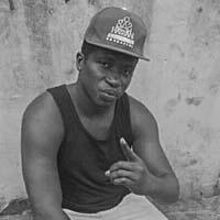 """Jalloh """"JJ"""" Thierno Bah, 26."""