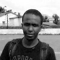 """Tidiane Jalloh""""TJ""""Bah, 17."""