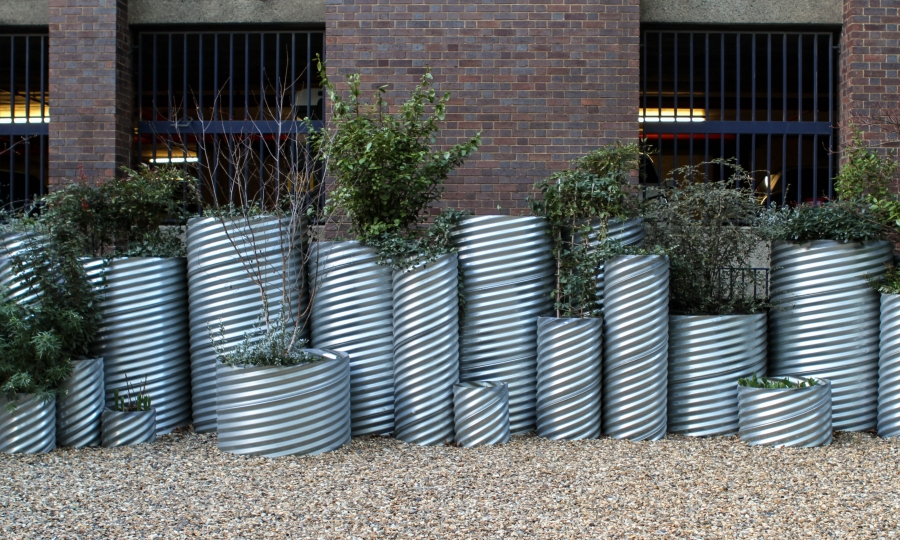 Planters in London