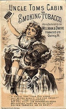By 1900, Uncle Tom had become a recognizable figure in popular culture.