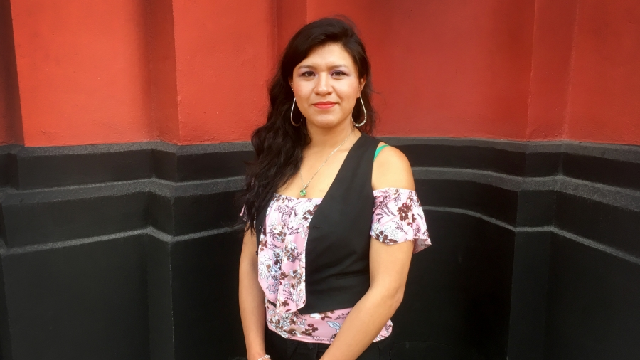 Nachllely Lira, 23.
