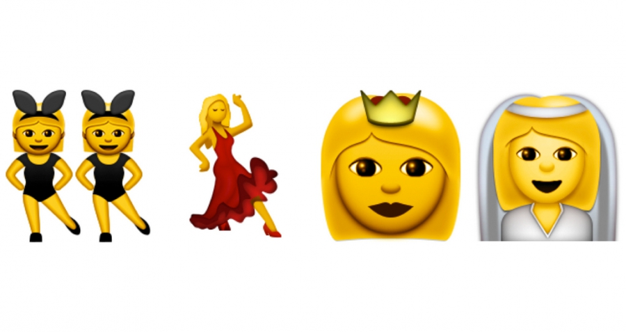 One way to escape the tyranny of gendered languages: Emojis