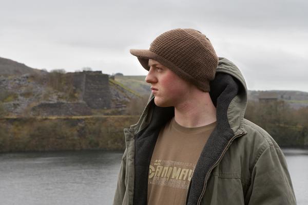 Welsh rapper Dybl-L