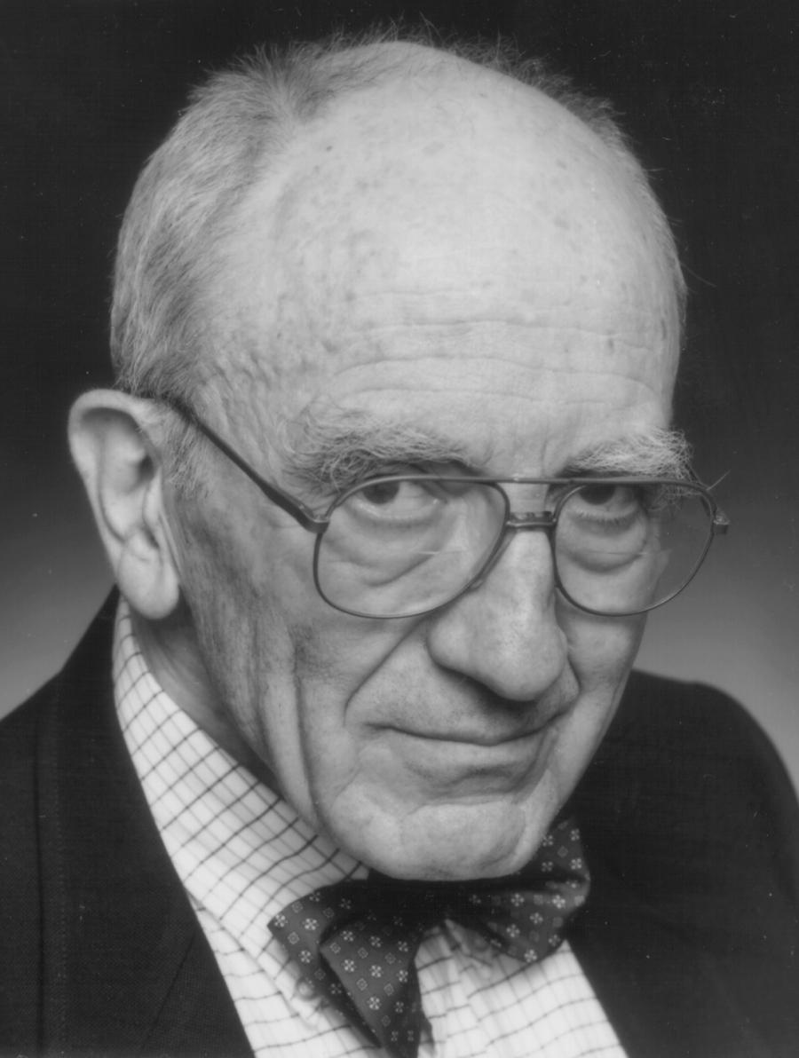 George Bunn.