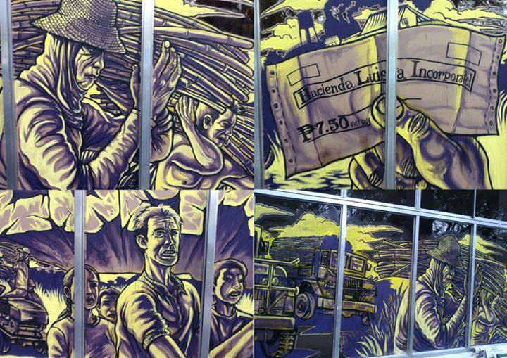 Artist collective exposes social woes of Philippines and promotes