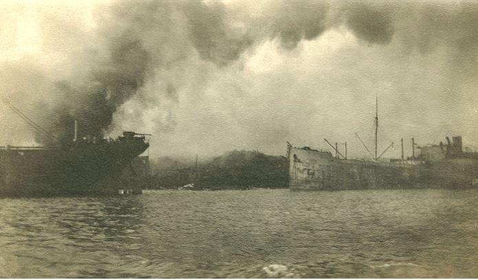 Image result for Halifax, Nova Scotia 1917 fire