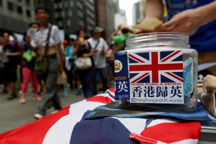 Risultati immagini per hong kong british