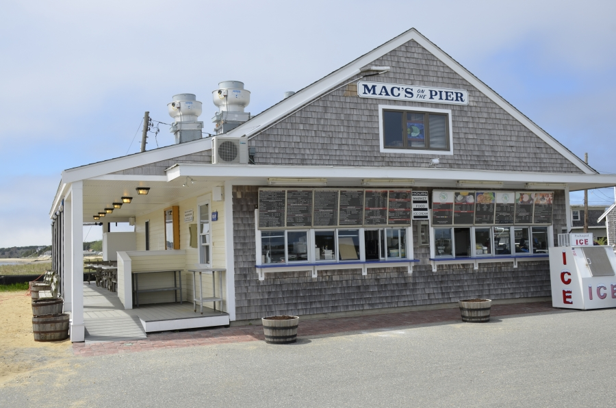 Mac's on the Pier closes for the offseason. The lines at the popular spot can be long during summertime, but could be even longer this year if the company can't bring in enough seasonal foreign workers.