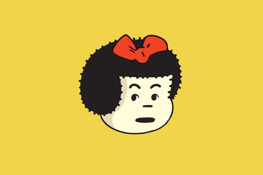"""Nancy"" as drawn by Olivia Jaimes"