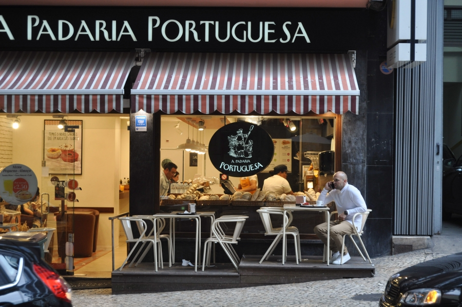 fancy bakery in lisbon