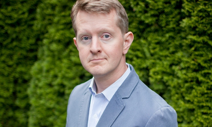 """Ken Jennings, author of """"Planet Funny: How Comedy Took Over Our Culture."""""""