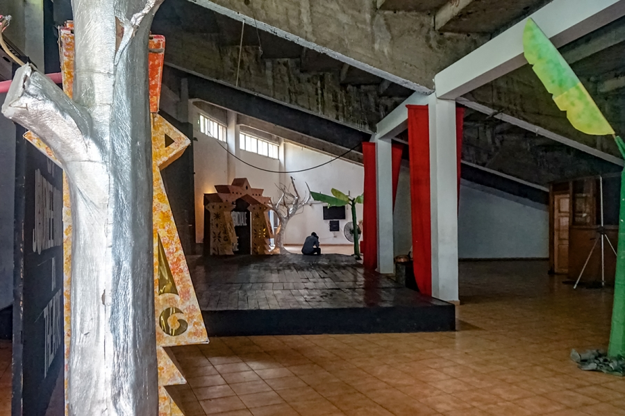 Haiti's restored National Theater