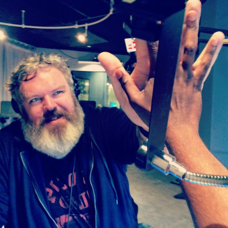 Hands: Hodor vs. Sean Rameswaram