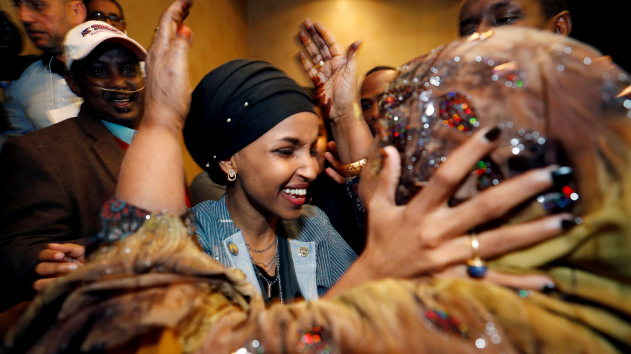 ilhan omar wins a seat in congress