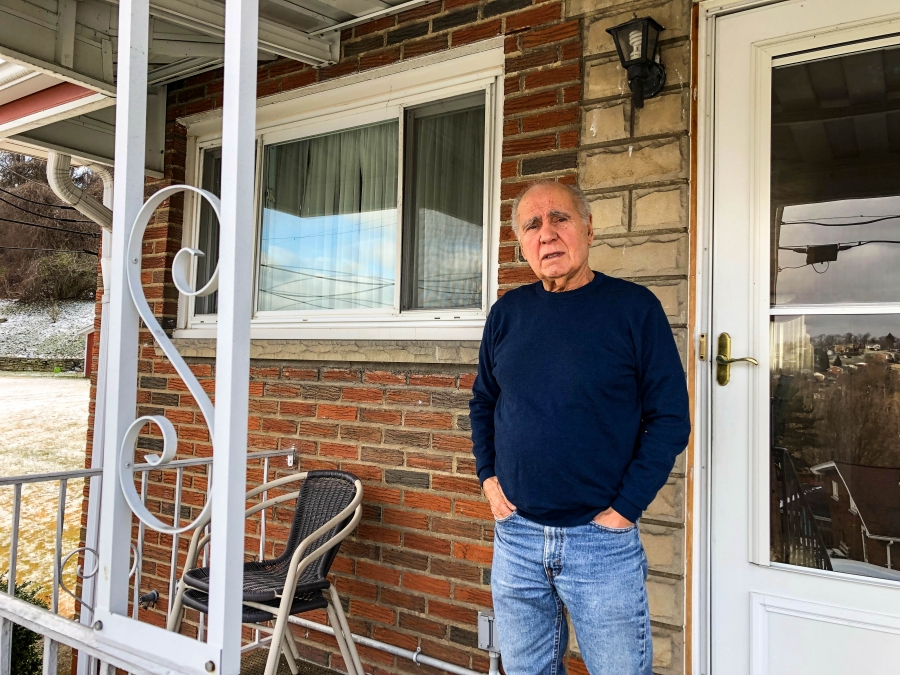 Former mayor of Monessen, Pennsylvania, Lou Mavrakis, a Democrat, says he knows President Trump was promising people in his city more than could be delivered. But Mavrakis says he has no regrets inviting then-candidate Trump to come speak in his community