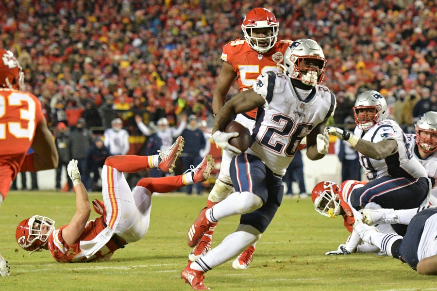 New England Patriots running back Sony Michel played a large role in helping the Patriots win the AFC Title Game and reach the Super Bowl. Michel was born and raised in Florida, but is the son of Haitian immigrants.