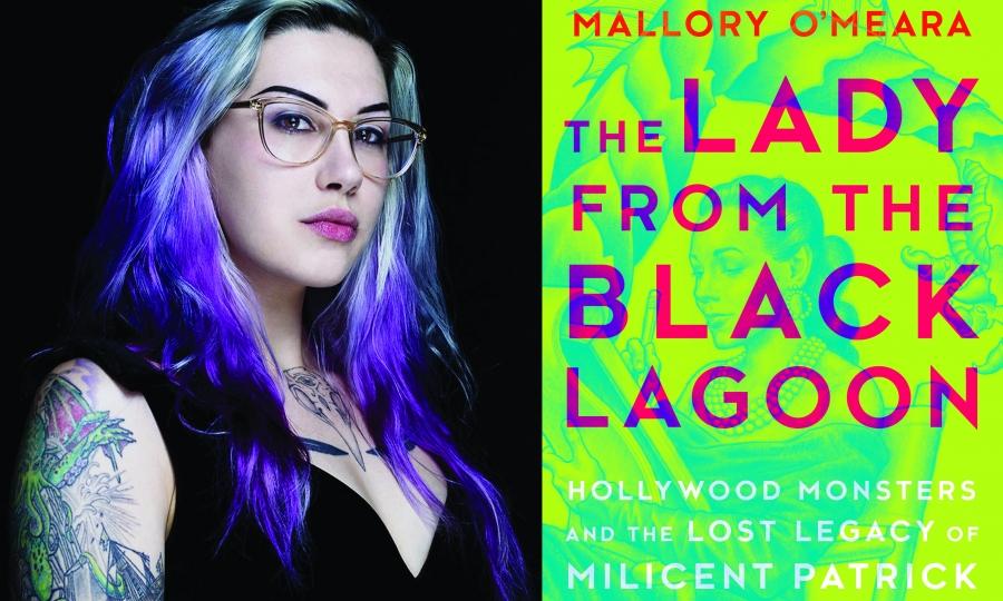 The author Mallory O'Meara.