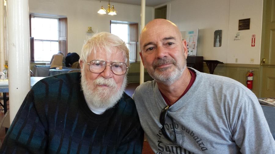 photographer allan manuel and his son paul