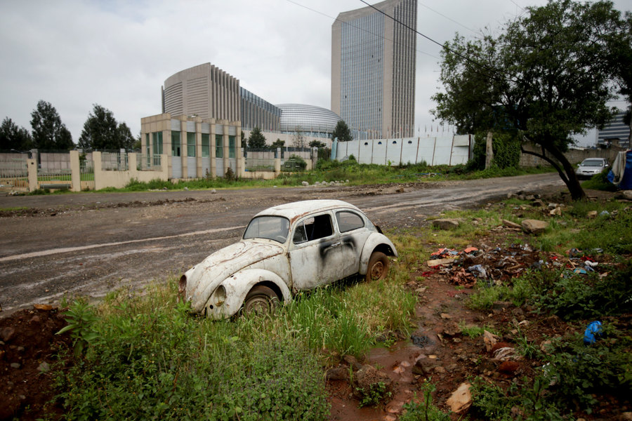 Life after death of the 'Love Bug' in Ethiopia – Public