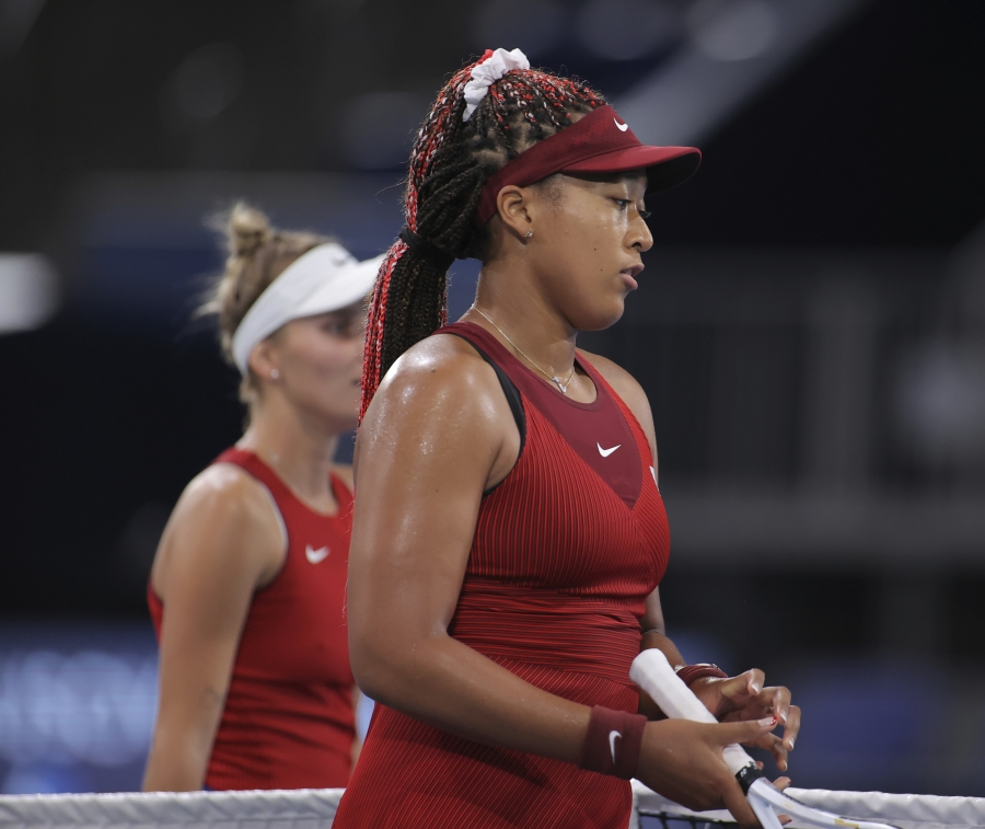 Biles joins other Black women like Naomi Osaka and Meghan Markle who have chosen to forgo medals, trophies and royalty to prioritize their mental well-being.