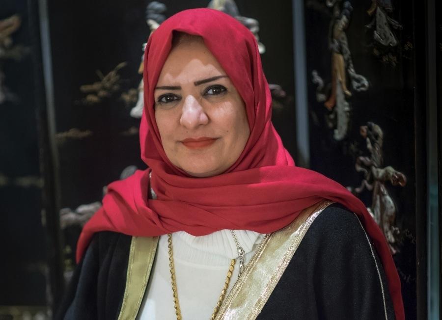 Khadija Al-Jabiry Na'ama