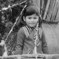 Kim Craig, before her adoption to the US