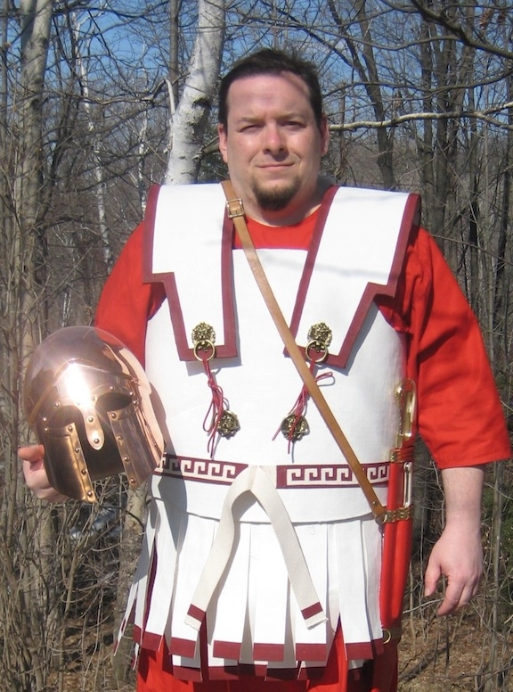 Greek armor