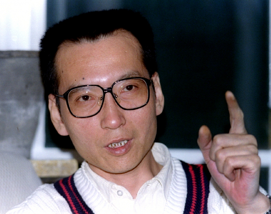 Prominent dissident intellectual Liu Xiaobo
