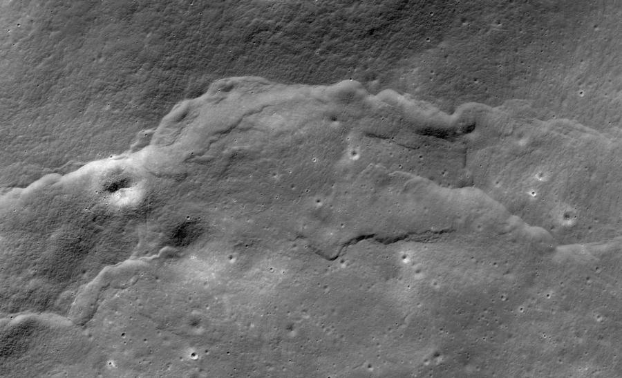 a Copernican crater