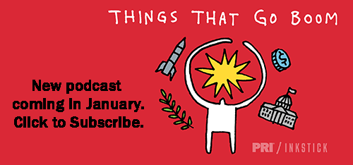 Things That Go Boom podcast