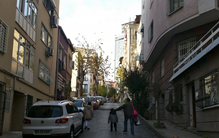 Ulker St in Istanbul used to be part of a red-light district. The streetwalkers have long since moved on.