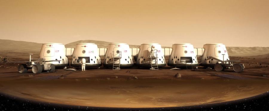 Mars One Astronauts - Mission - Mars One