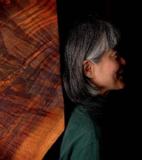 Mira Nakashima is the artistic director at George Nakashima, Woodworker.