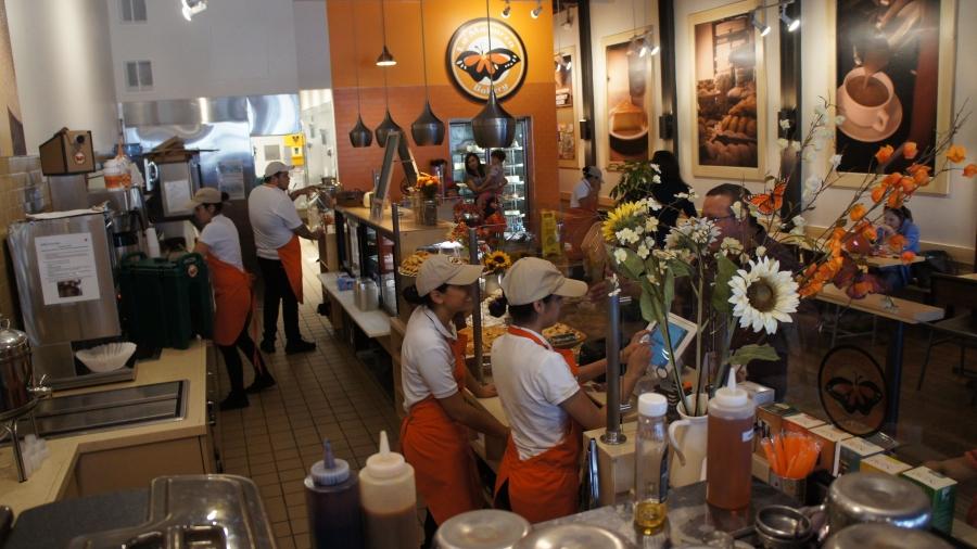 Inside An La Bakery That Crosses Bicultural Borders Public Radio International