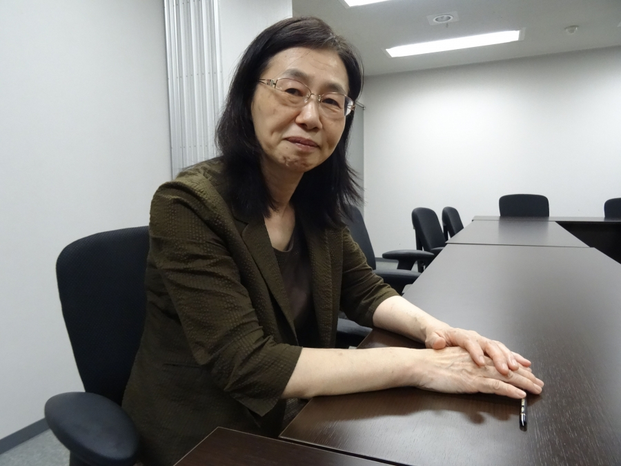 Lawyer Nami Shimonaka successfully argued a maternity harassment case before Japan's Supreme Court.
