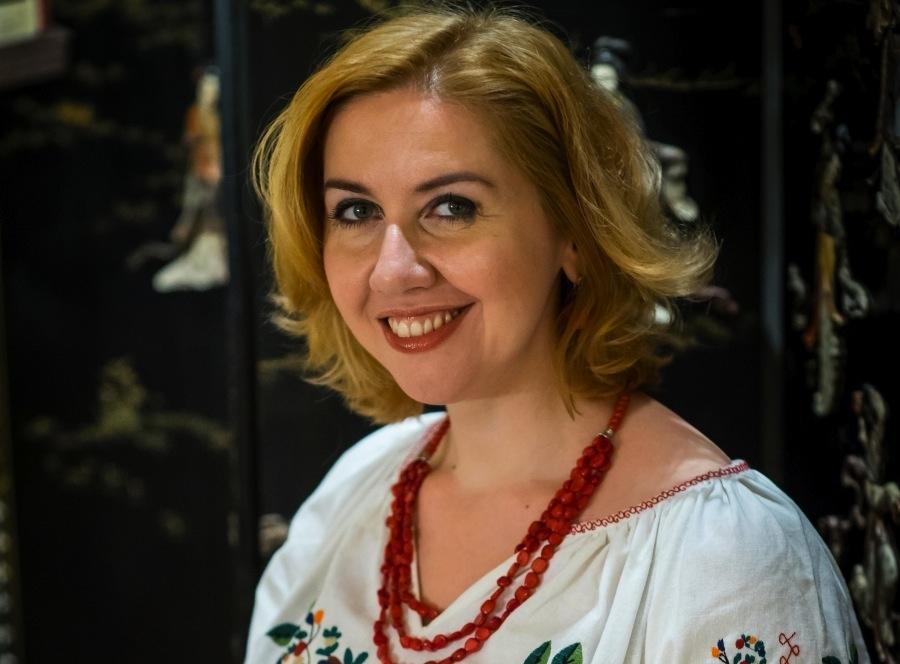 Oksana Romaniuk
