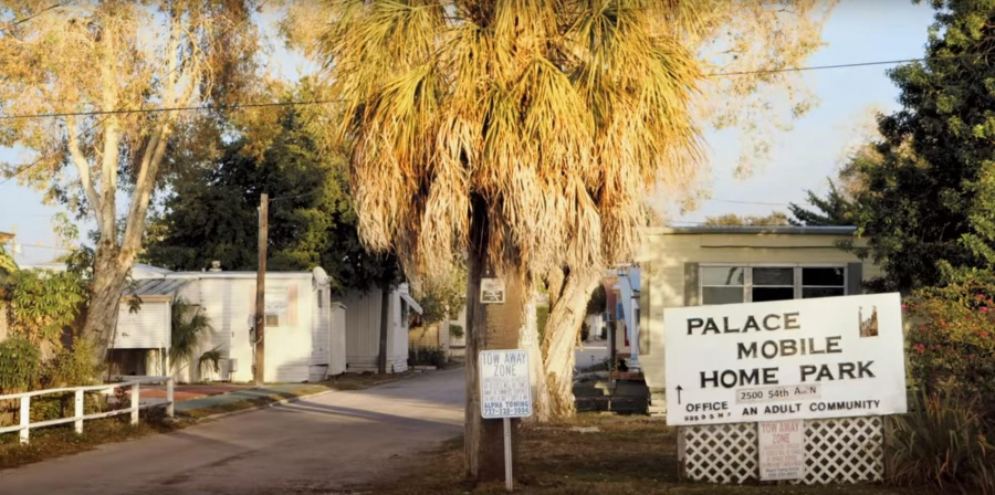 The Palace Mobile Home Park In Western Florida Nicknamed QuotPervert Parkquot Which