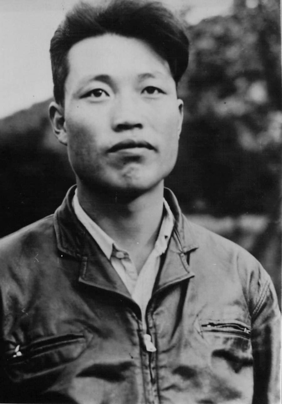 Senior Lieutenant No Kum Sok was 21 when landed a North Korean MiG-15 at Kimpo Air Force Base in South Korea on September 21, 1953.