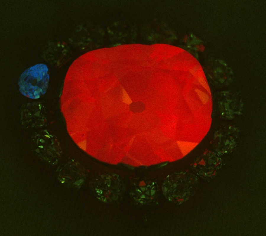 Red Hope Diamond