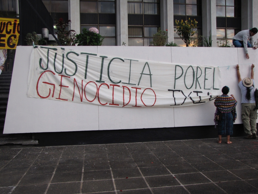 Justice for the Ixil Genocide
