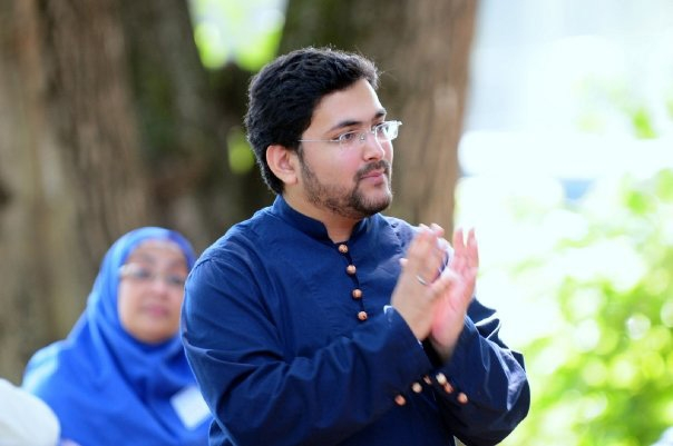 "Sohaib Nazeer Sultan, the author ""The Koran for Dummies."""
