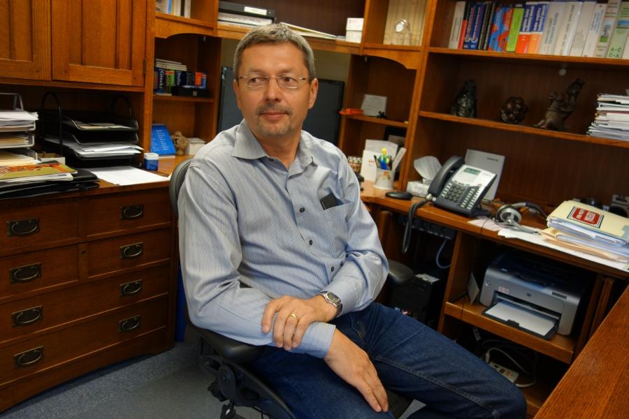 Jiri Stejskal, CEO and President of Cetra