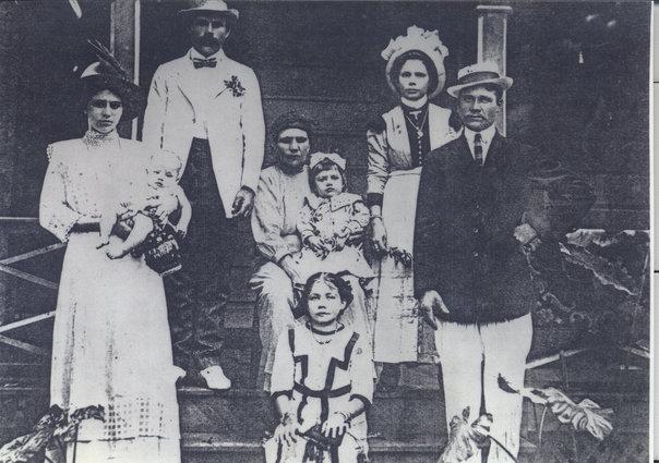 Kovner family photo